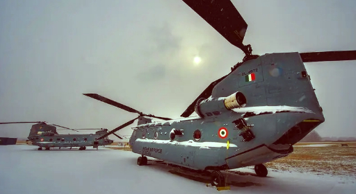 CH-47 Chinook Helicopter | Indian Air Force
